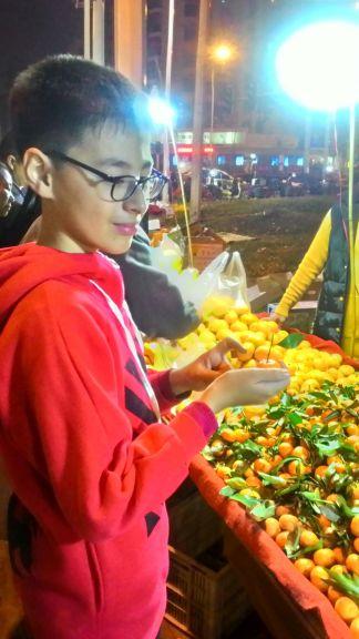 A liitle citrus